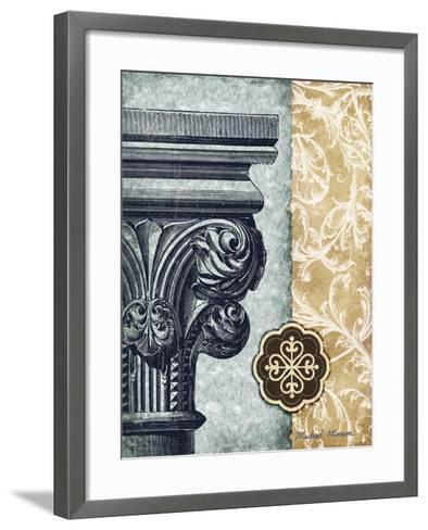 Romanesque II-Michael Marcon-Framed Art Print