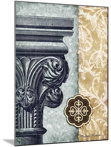 Romanesque II-Michael Marcon-Mounted Premium Giclee Print