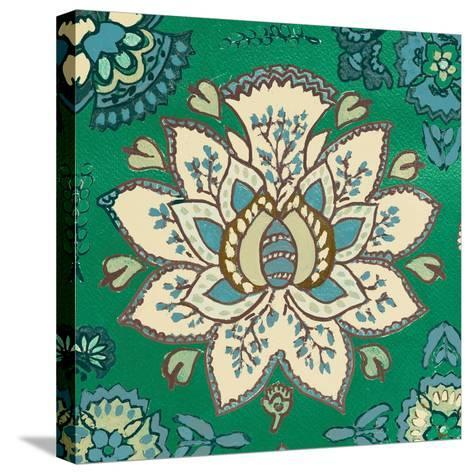 Persian Emerald I-Lanie Loreth-Stretched Canvas Print