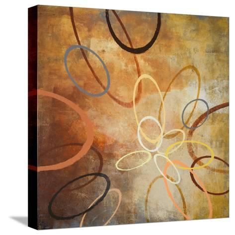 Oxide Burst II-Michael Marcon-Stretched Canvas Print