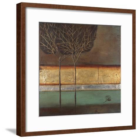 Gold Forest I-Patricia Pinto-Framed Art Print