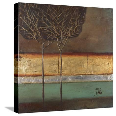 Gold Forest I-Patricia Pinto-Stretched Canvas Print