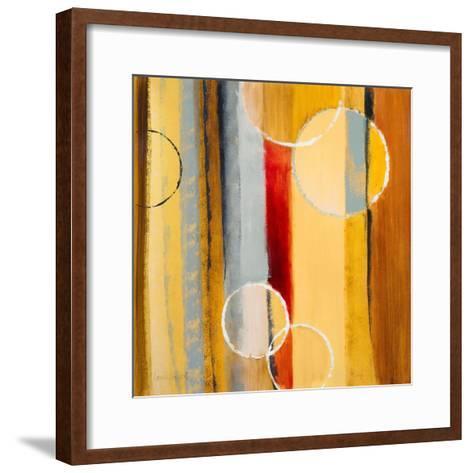 Orbiting Moons III-Lanie Loreth-Framed Art Print