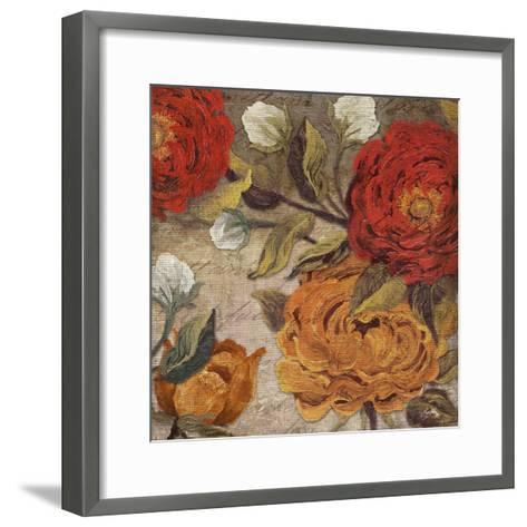 Versailles I-Elizabeth Medley-Framed Art Print