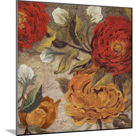 Versailles I-Elizabeth Medley-Mounted Premium Giclee Print
