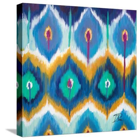 New Ikats II-Patricia Pinto-Stretched Canvas Print