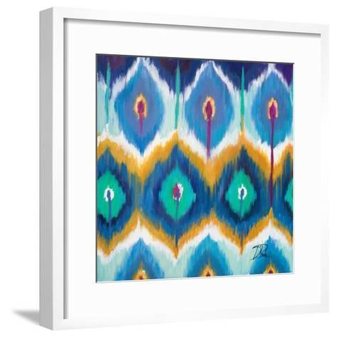 New Ikats II-Patricia Pinto-Framed Art Print