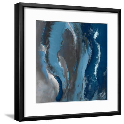 Blue Ocean Dance II-Lanie Loreth-Framed Art Print