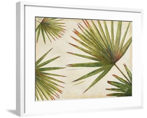 Organic I-Patricia Pinto-Framed Art Print
