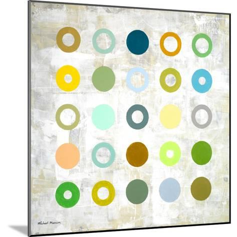 Spring Days II-Michael Marcon-Mounted Premium Giclee Print
