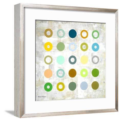 Spring Days II-Michael Marcon-Framed Art Print