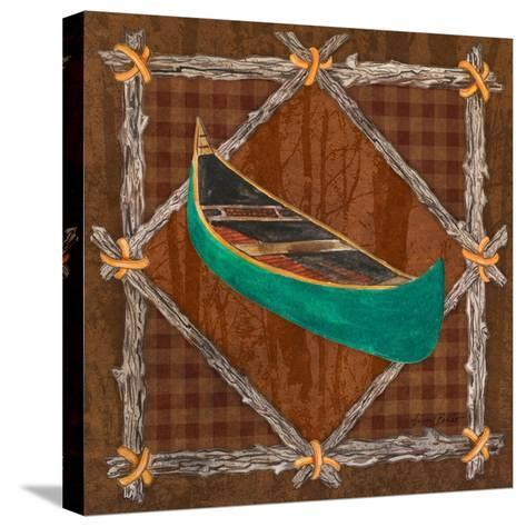 Elements of Nature IV-Linda Baliko-Stretched Canvas Print