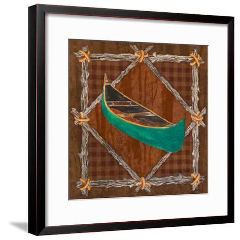 Elements of Nature IV-Linda Baliko-Framed Art Print