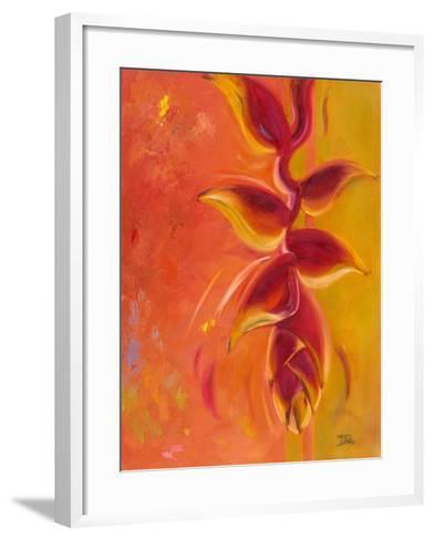 Exotica IV-Patricia Pinto-Framed Art Print