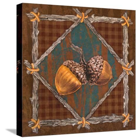 Elements of Nature V-Linda Baliko-Stretched Canvas Print