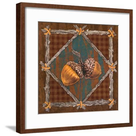 Elements of Nature V-Linda Baliko-Framed Art Print