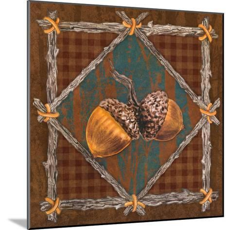 Elements of Nature V-Linda Baliko-Mounted Art Print