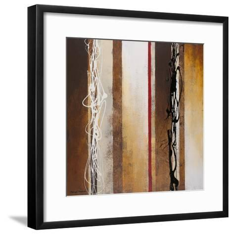 Breaking Loose II-Michael Marcon-Framed Art Print