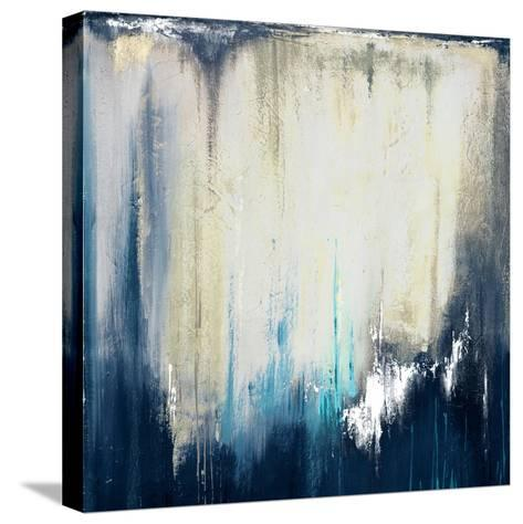 Blue Illusion II-Patricia Pinto-Stretched Canvas Print