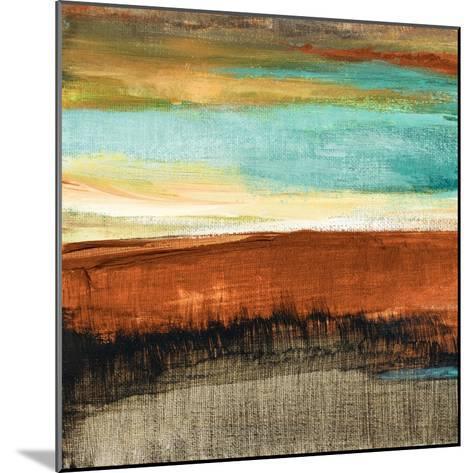 Rustic Sea Square I-Lanie Loreth-Mounted Premium Giclee Print