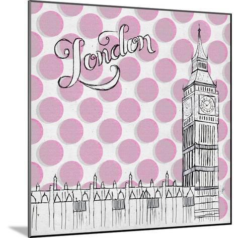 Textile London-Gina Ritter-Mounted Premium Giclee Print