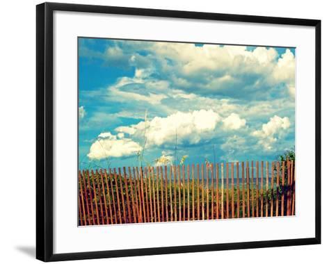 Delray Beach-Lisa Hill Saghini-Framed Art Print