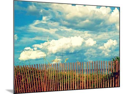Delray Beach-Lisa Hill Saghini-Mounted Premium Giclee Print