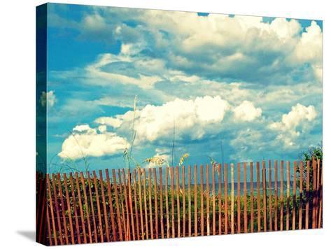 Delray Beach-Lisa Hill Saghini-Stretched Canvas Print