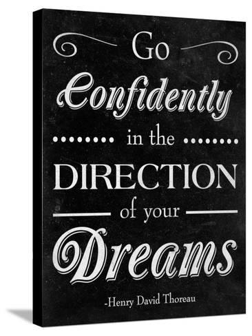 Direction of your Dreams--Stretched Canvas Print