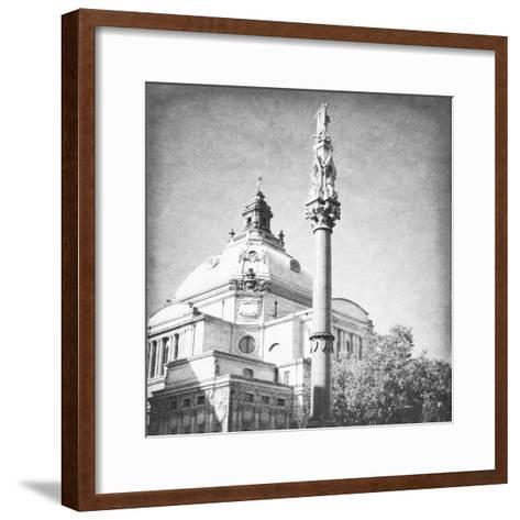 London Sights IV-Emily Navas-Framed Art Print