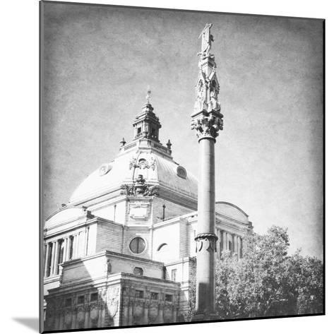 London Sights IV-Emily Navas-Mounted Premium Giclee Print
