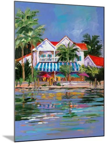 Beach Resort I-Jane Slivka-Mounted Premium Giclee Print