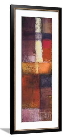 Deconstructing Panel I-Michael Marcon-Framed Art Print