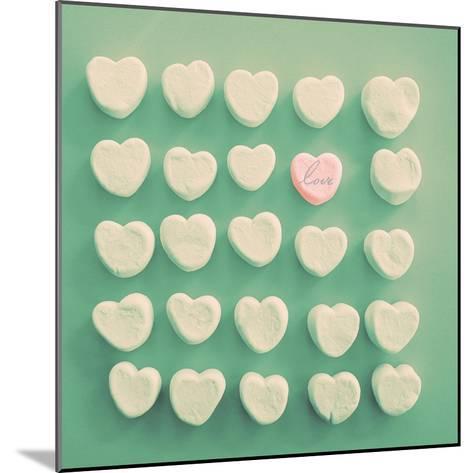 Marshmallow Love-Gail Peck-Mounted Premium Giclee Print