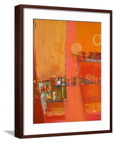 Sky of Many Suns II-Patricia Pinto-Framed Art Print