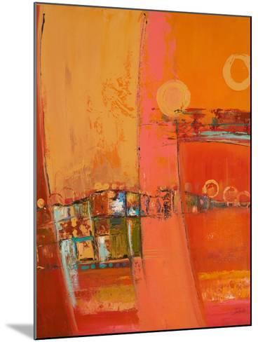 Sky of Many Suns II-Patricia Pinto-Mounted Premium Giclee Print