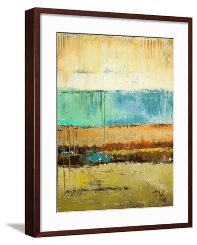 Rain I-Patricia Pinto-Framed Art Print