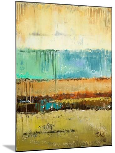 Rain I-Patricia Pinto-Mounted Premium Giclee Print