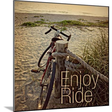 Enjoy the Ride-Gail Peck-Mounted Art Print