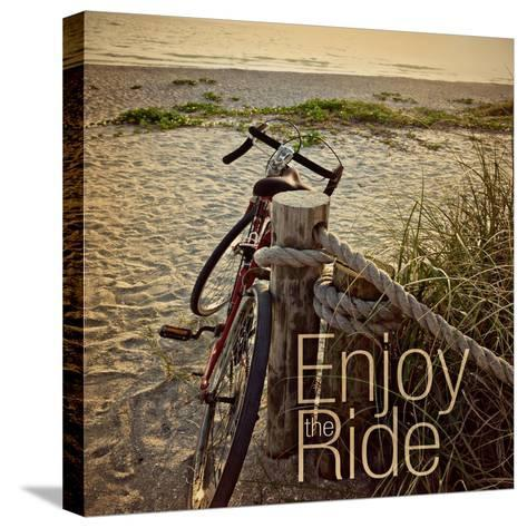 Enjoy the Ride-Gail Peck-Stretched Canvas Print