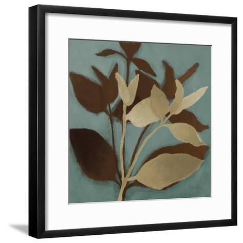 Sur le Bleu I-Lanie Loreth-Framed Art Print