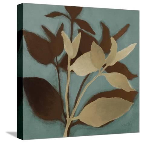 Sur le Bleu I-Lanie Loreth-Stretched Canvas Print