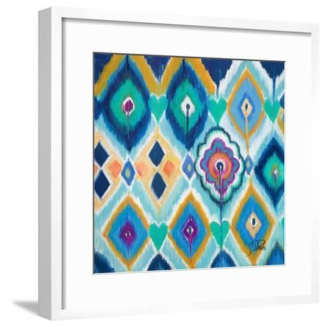 New Ikats I-Patricia Pinto-Framed Art Print