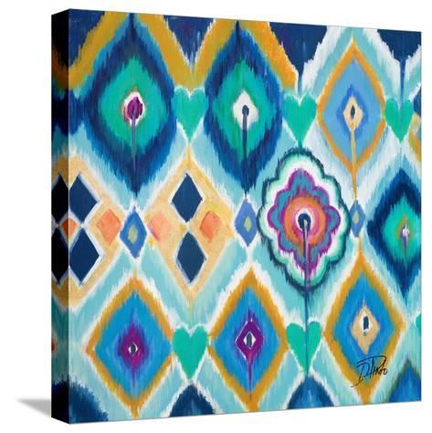 New Ikats I-Patricia Pinto-Stretched Canvas Print