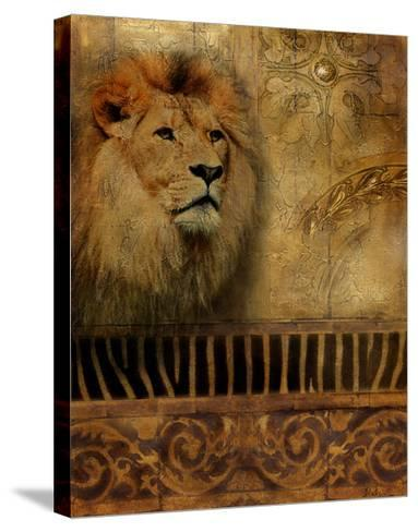 Elegant Safari IV-Patricia Pinto-Stretched Canvas Print