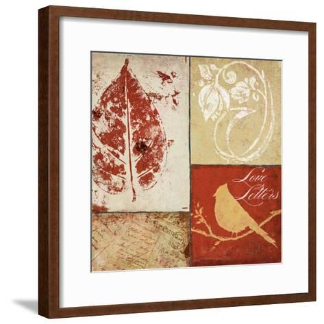 Reflecting I-Patricia Pinto-Framed Art Print