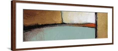 Golden Insight Panel II-Lanie Loreth-Framed Art Print