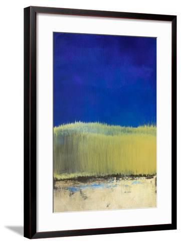 Blue Lagoon II-Lanie Loreth-Framed Art Print