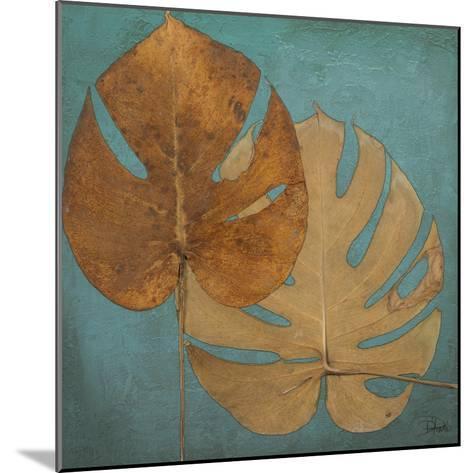 Dry Balazo in Blue II-Patricia Pinto-Mounted Premium Giclee Print
