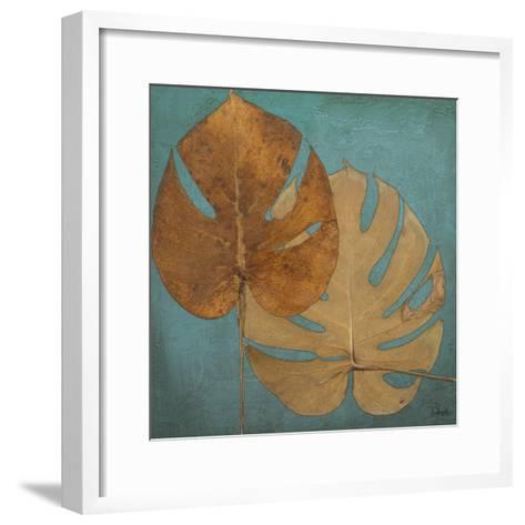 Dry Balazo in Blue II-Patricia Pinto-Framed Art Print